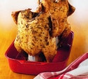 Image of Beer Can Chicken with Rosemary and Thyme