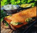 Image of Cedar-Planked Salmon