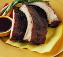 Image of Baby Back Ribs with Plum Glaze