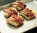 Image of Bacon-Wrapped Halibut Fillets